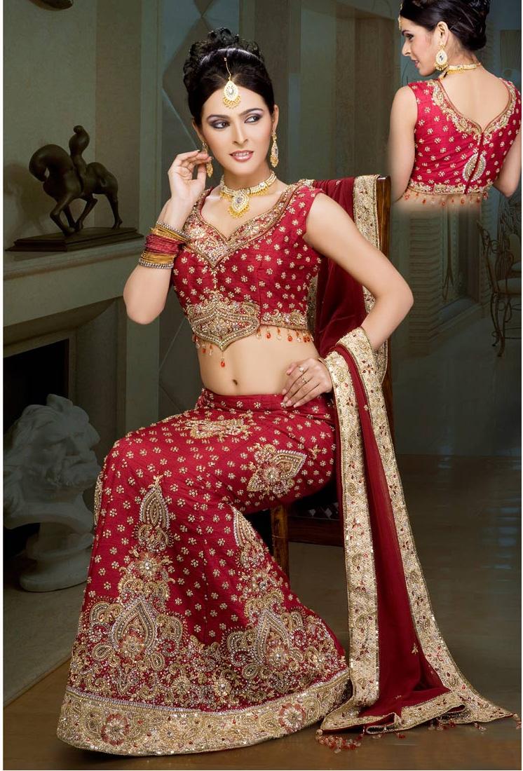 Everything For Women Fashion: 15+ Stylish Bridal Gharara