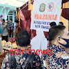 Personil Polsek Galut Laksanakan Pengamanan Peresmian Rumah Sakit Ibu Dan Anak Oleh Bupati Takalar Di Galesong Utara