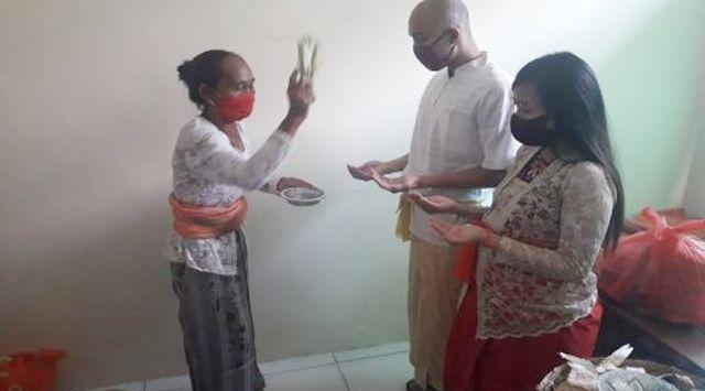 Hamil di Penjara, Desi Terpaksa Menikah dengan Tahanan di Rutan