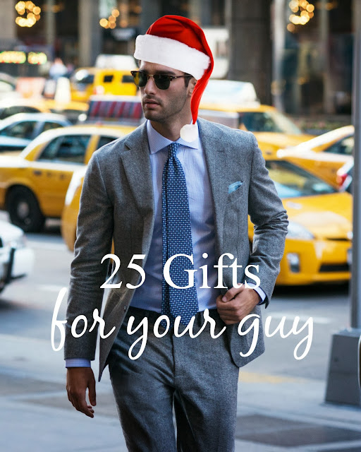 holiday gift guide, for guys, for men, for boyfriend, what to get guys, presents for guys