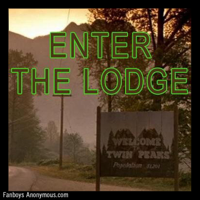Enter the Lodge continues the story of Twin Peaks through tweets from the characters. Created by fans