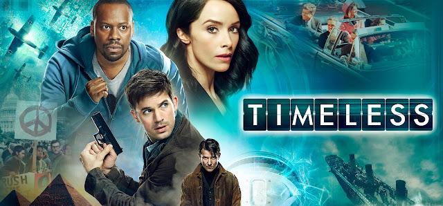 Timeless serial o podróżach w czasie