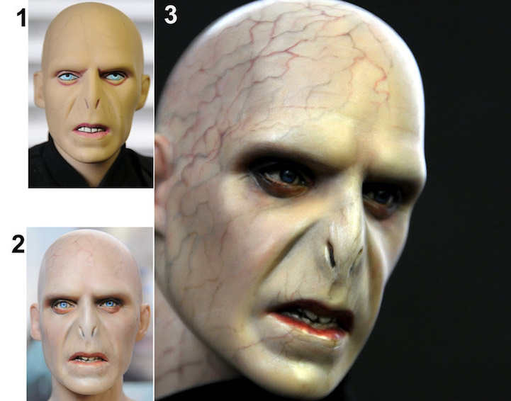 07-Harry-Potter-Lord-Voldemort-Ralph-Fiennes-Noel-Cruz-Hyper-Realistic-Make-up-on-small-Dolls-www-designstack-co