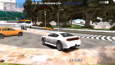 GTA V 5 LITE ANDROID MOD GTA SAN  للاندرويد