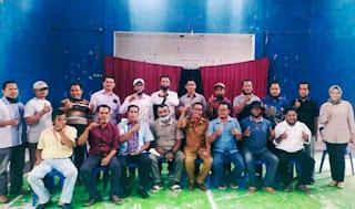 Muslimin MHS Terpilih Sebagai Ketua FKA-BKM Asakota
