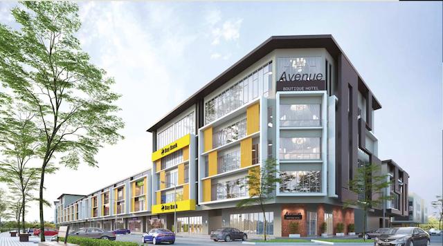 Avenue 3 Medan Puteri