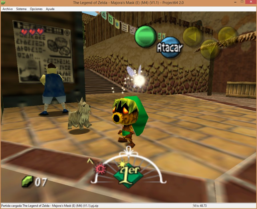 project 64 emulator download Download nintendo 64 emulator - mupen64 051: emulate nintendo 64 games, and much more programs.
