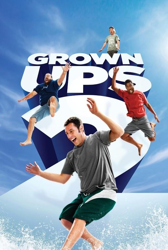 Grown Ups 2 2013 x264 720p Esub BluRay Dual Audio English Hindi THE GOPI SAHI