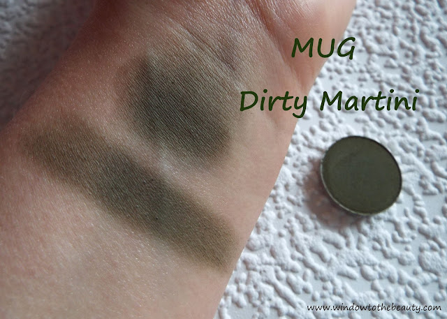 MUG Dirty Martini SWATCH