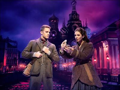 El musical 'Anastasia' en Madrid