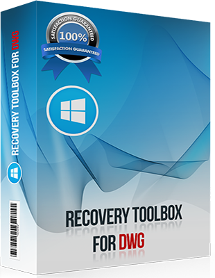 Recovery Toolbox for DWG 2.2.15.0 poster box cover