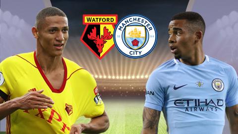 Soi kèo nhận định Watford vs Man City