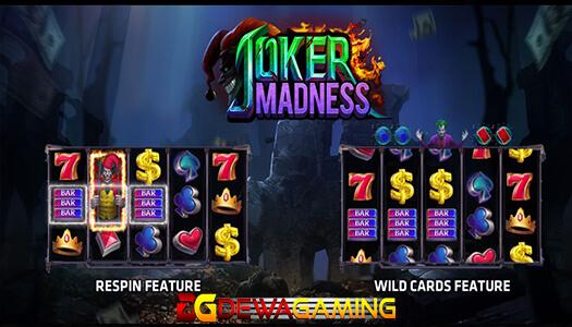 Joker Gaming Joker Madness 20 Ribu