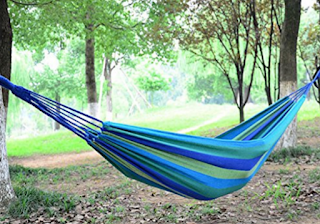 Single Nest Brazilian Hammock