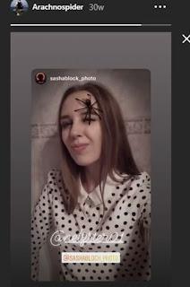 Cara Mendapatkan Efek Laba-Laba Di Instagram