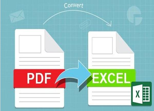 Công cụ chuyển file PDF sang Excel cực nhanh,cực hay