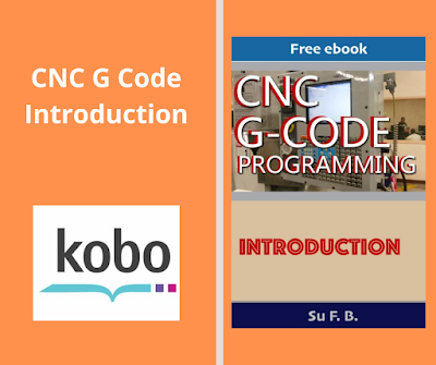 [Kobo Book] CNC G Code Introduction