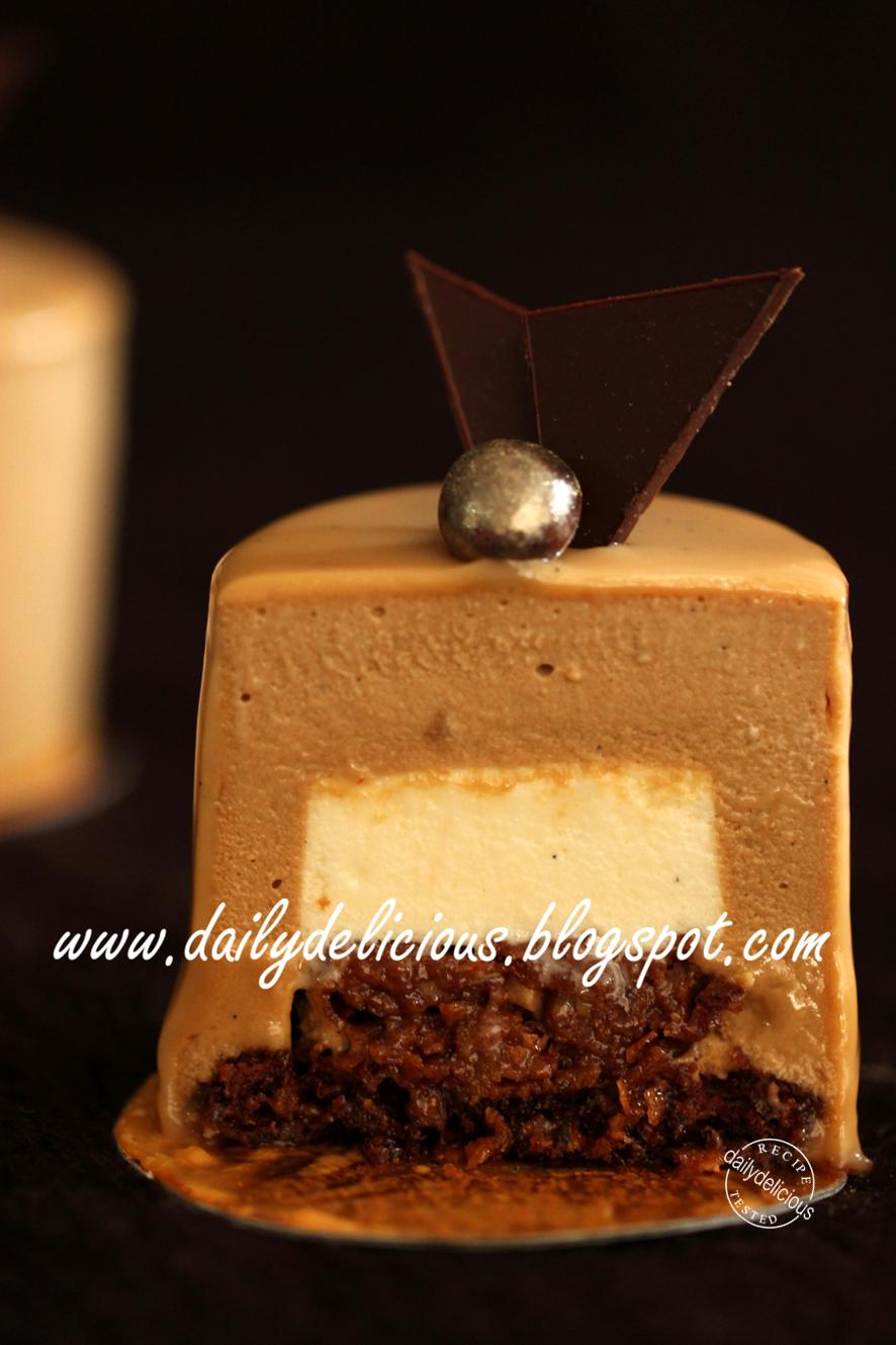 Dailydelicious Caf 233 Blanc Coffee And White Chocolate