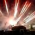 [VIDEO] Bunga api meletup cederakan orang ramai