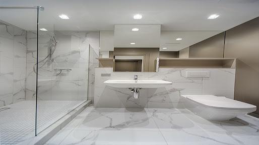 jenis lantai kamar mandi