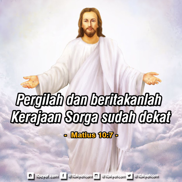 Matius 10:7