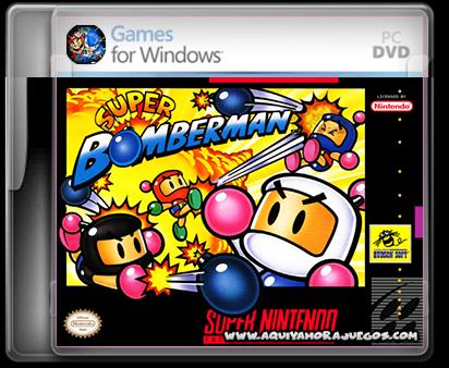 Super Bomberman SNES - AquiyAhoraJuegos