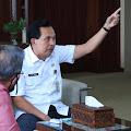 Walikota Ridho Yahya Pecundangi PWI Prabumulih