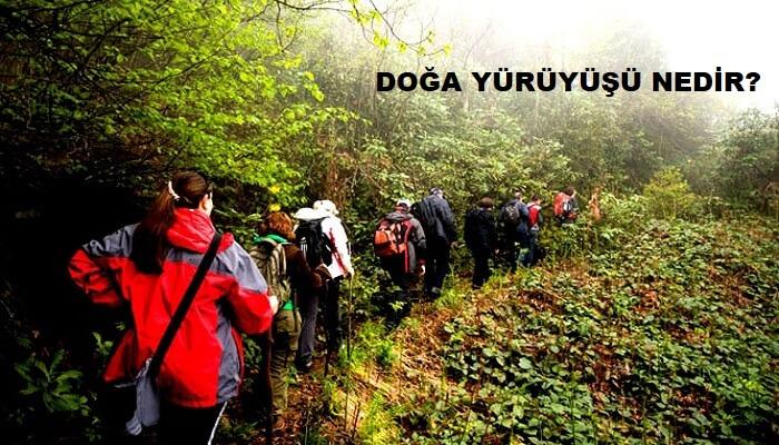 Doğa Yürüyüşü (Trekking) Nedir, Nasıl Yapılmalıdır - Kurgu Gücü