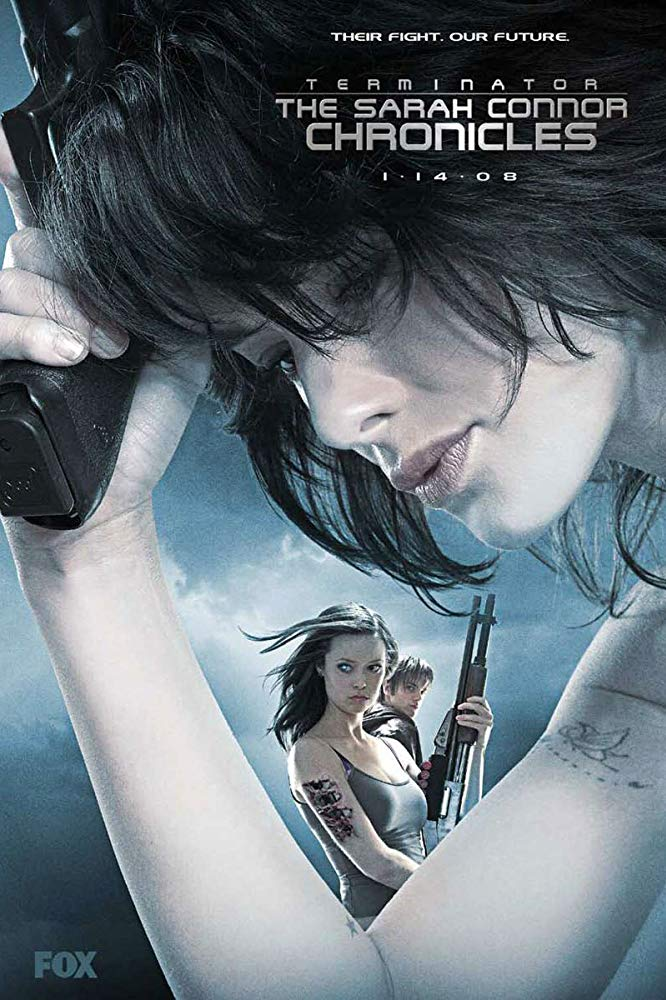 Terminator: Las crónicas de Sarah Connor Serie Completa Dual 720p