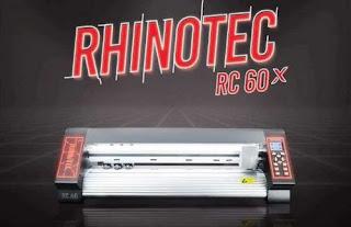 mesin cutting sticker rhinotec rc 60 xa