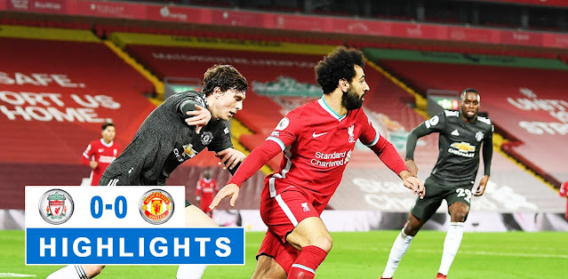 Liverpool vs Manchester United Highlights
