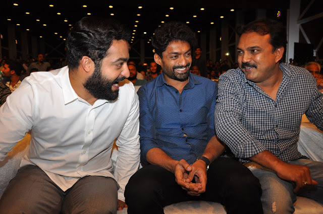 Janatha garage success meet at JRC Photos