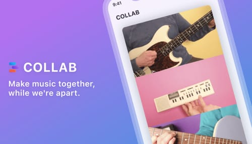 Facebook launches TikTok's inspired Collab app