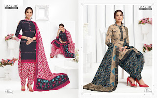 Mayur Creation Khushi Vol 51 Cotton Dress Material Collection