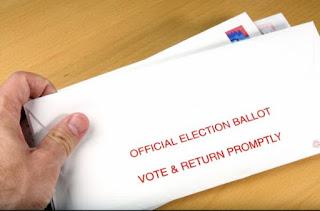Postal Ballot Details - Postal Ballot Application -Form 12