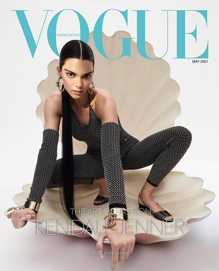 Photographer Zoey Grossman and reality star Kendall Jenner team up for Vogue Hong Kong