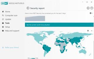 Serial Number Update ESET NOD32 Antivirus ESET Internet ...