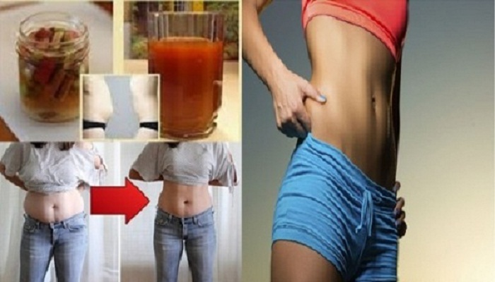 Get Rid Of Fat And Prevent Weight Gain With This Natural Mixture
