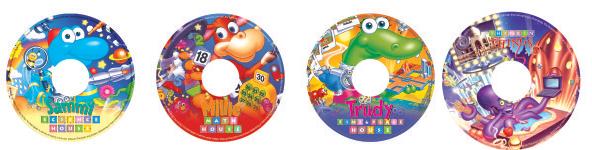 Bộ phần mềm Kidsmart mầm non