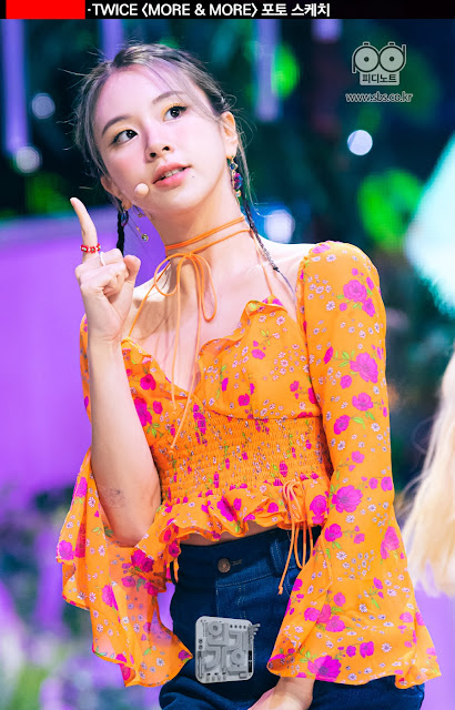 Twice Inkigayo Pictures