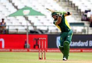 Faf du Plessis 185 vs Sri Lanka Highlights