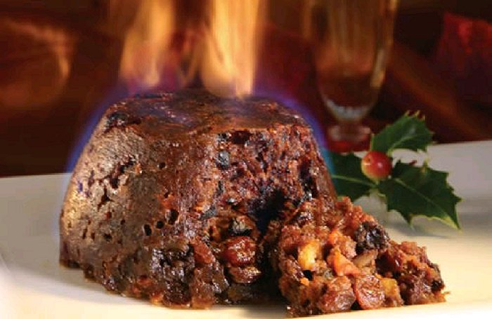 Irish food guide blog zack gallagher irish food blogger food and you cant beat a traditional christmas pudding flamed with irish whiskey forumfinder Image collections