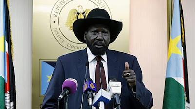 RAIS SUDAN KUSINI APIGA MARUFUKU WIMBO WA TAIFA KUIMBWA KWENYE HAFLA ASIZOKUWEPO