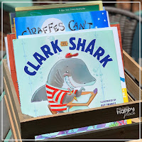 Beginning of the Year Books for Kindergarten and First Grade - Clark the Shark