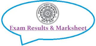 Sampurnanand Sanskrit University Result 2020