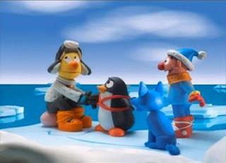 Sesame Street Bert and Ernie's Great Adventures Penguins.1