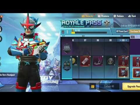 Pubg elite royal pass