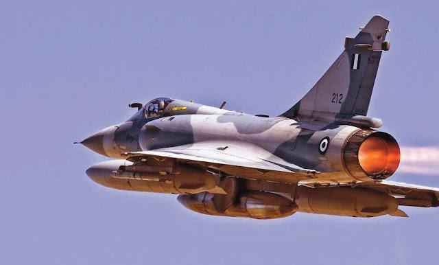 Mirage 2000: Έγραψαν ιστορία στον... αέρα-Ήρθε η ώρα να δώσουν τη σκυτάλη στη νέα γενιά μαχητικών