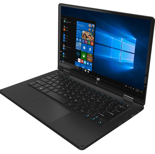 """Ematic 11.6"""" 2-in-1 Laptop"""