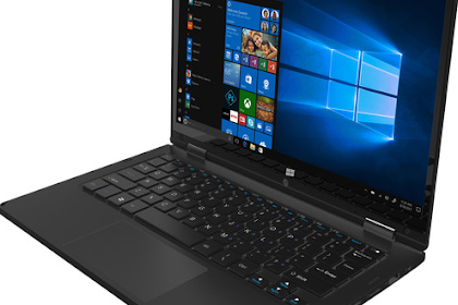 """Ematic 11.6"""" 2-in-1 Laptop 2019"""